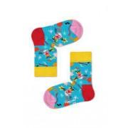 Happy Socks KIDS - Pink Panter - blauw multi - 0-12 maanden en 12-24 maanden