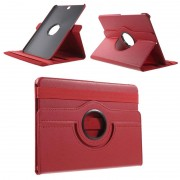 Capa Rotativa para Samsung Galaxy Tab S2 9.7 T810, T815 - Vermelho