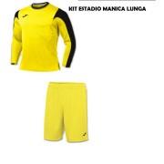 Completo Calcio Joma - Kit Estadio M/L