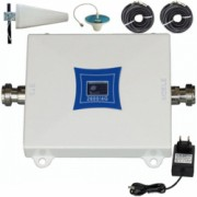 Amplificator semnal GSM 4G / 3G iUni KW17G-GS 2100 / 2600 MHz Digital Bonus Bratara Roca Vulcanica unisex