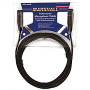 Marshall Electronics M25 12-Inches XLR to XLR Microphone Cable
