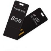 Transcend JetFlash T3 8 GB Pen Drive(Black)