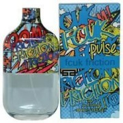 Fcuk - friction pulse for him eau de toilette - 100 ml spray