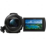 Camera video Sony Handycam® FDR-AX53, 4K, B.O.SS, Negru