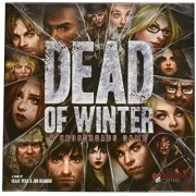 Plaid Hat Games Dead of Winter Crossroads Game, Multi Color