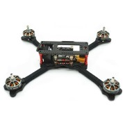 TTTRC Tank 225 225mm Carbon Fiber Frame Kit 6mm Arm Thickness for RC Drone FPV Racing