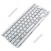 Tastatura Laptop Toshiba Satellite Mini NB200 Argintie