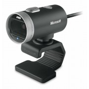 Camera webcam PC Microsoft LifeCam, H5D-00014, Negru
