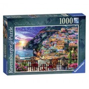 Puzzle Cina in Positano, 1000 piese
