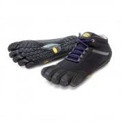 Vibram - Trek Ascent Insulated W Black / Purple - Teen Schoenen