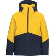 Peak Performance Boy's Jacket Greyhawk desert yellow