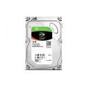 """SEAGATE Hard Disk Ibrido FireCuda 1 TB 3,5"""" Interfaccia Sata III 6 Gb / s 7200 rpm Buffer 64 MB (Memoria Flash 8 GB)"""