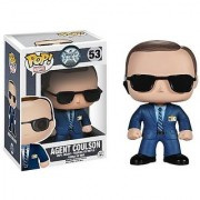 Agent Coulson: Funko POP! x Agents of S.H.I.E.L.D. Vinyl Figure (Bobble Head)