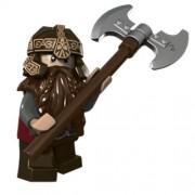 Lego Lord of the Rings Gimli Minifigure