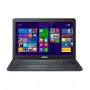 """ASUS L502SA-XX132D /15.6""""/ Intel N3710 (2.56G)/ 4GB RAM/ 1000GB HDD/ int. VC/ DOS (90NB0B72-M02750)"""