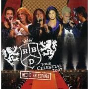 Rebelde - Tour Celestial 2007