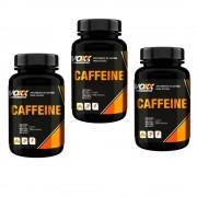 Kit com 3 Voxx Caffeine com 100 cápsulas cada pote