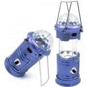Cool Camping Light (1W+6Led+3 Colour Led) Rechargeable 0.5W Solar Light Magic Cool Camping Light (View Shoppers)
