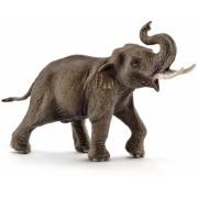 Figurina Schleich - Mascul Elefant Asiatic - 14754