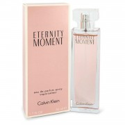 Eternity Moment by Calvin Klein Eau De Parfum Spray 1.7 oz