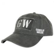 Gorilla Wear GW Washed Cap Grey