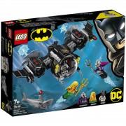 Lego Super Heroes: Batman Bat Sub and the Underwater Clash (76116)