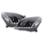 FK-Automotive faro Daylight Opel Astra H anno di costr. 04'-10 nero