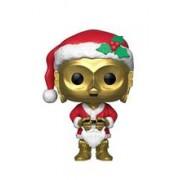 Figurina Pop Star Wars Holiday Santa Bobble