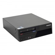 Lenovo ThinkCentre M58P Intel C2D E8400 3.00 GHz, 4 GB DDR 3, 250 GB HDD, DVD-ROM, SFF