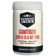 Mangrove Jack's Sanitizer 100g