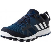 adidas Men's Kanadia 8 Tr M Ntnavy, Ftwwht and Tecste Running Shoes - 10 UK/India (44.7 EU)
