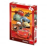 Dino puzzle 100xl kom Cars