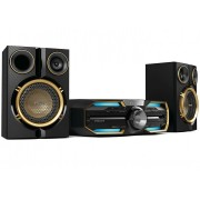 Minisistem Hi-Fi Philips FX25/12, Bluetooth şi NFC, 300 W, Dynamic Bass Boost