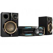 Minisistem Hi-Fi Philips FX25/12, Bluetooth şi NFC, 300 W, Dynamic Bass Boost