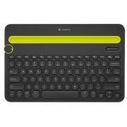 Logitech Keyboard Wireless K480 Black