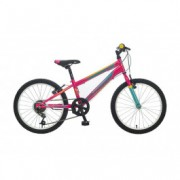 BICIKL BOOSTER TURBO 200 pink B200S00180