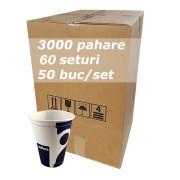 Pahar carton 7oz Lavazza INN bax 3000buc