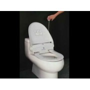Capac wc igienic cu folie - actionare senzor si buton - cu capac