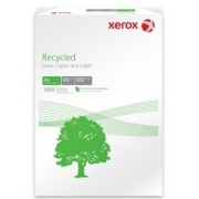 Hartie reciclata A4, 80 g/mp, 500 coli/top, XEROX Recycled