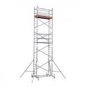 Алуминиево подвижно скеле KRAUSE Pro Tec XXL 2000 / 1200мм, Раб. височина 13.30м