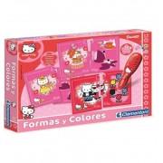 Formas y Colores Hello Kitty - Clementoni