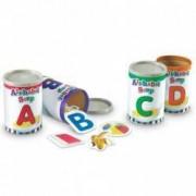 Set educativ pentru copii - Invata alfabetul cu Supa de alfabet