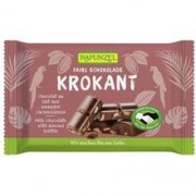 Ciocolata Bio cu Migdale Crocante Rapunzel 100gr