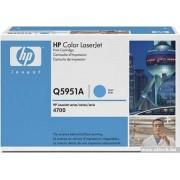HP 643A Cyan Color LaserJet Print Cartridge (Q5951A)