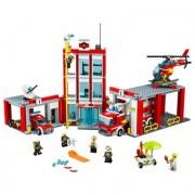 LEGO® City - Brandweerkazerne 60110
