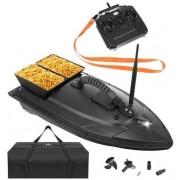 ISO 9775 Zakrmovací zavážecí rybářská loď 58 cm s nosností až 1000g černá
