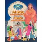 Ali Baba si cei 40 de hoti. Lampa lui Aladin
