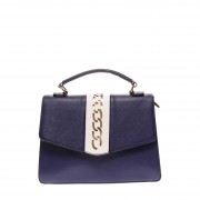 Дамска чанта A177 синя