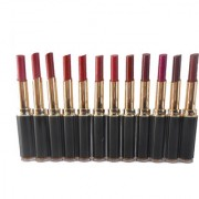 TLM GCI Bright Moist Lipstick 100% Fashion 99143B 2.5g X 12 pcs