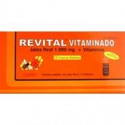 Revital ampollas jalea real, 200 ml